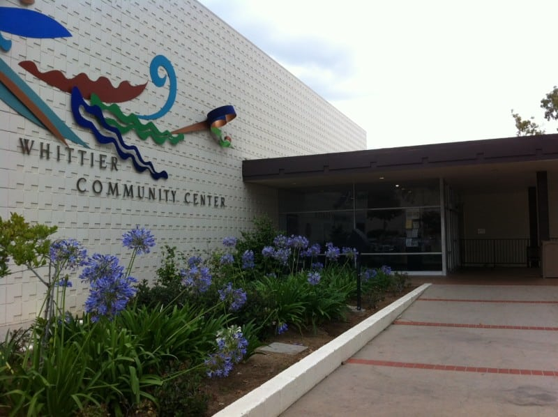 Whittier Community Center