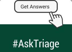 #AskTriage