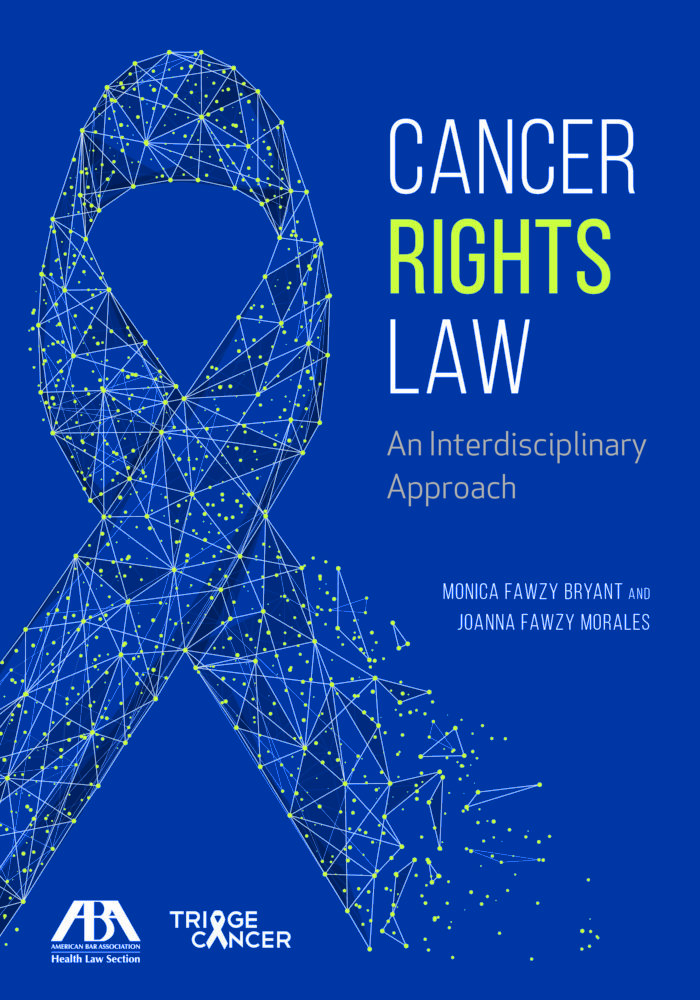 Cancer Rights Law Book