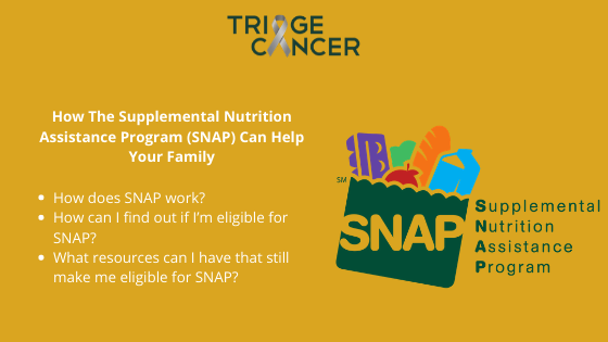 How The Supplemental Nutrition Assistance Program (SNAP) Can Help Your Family