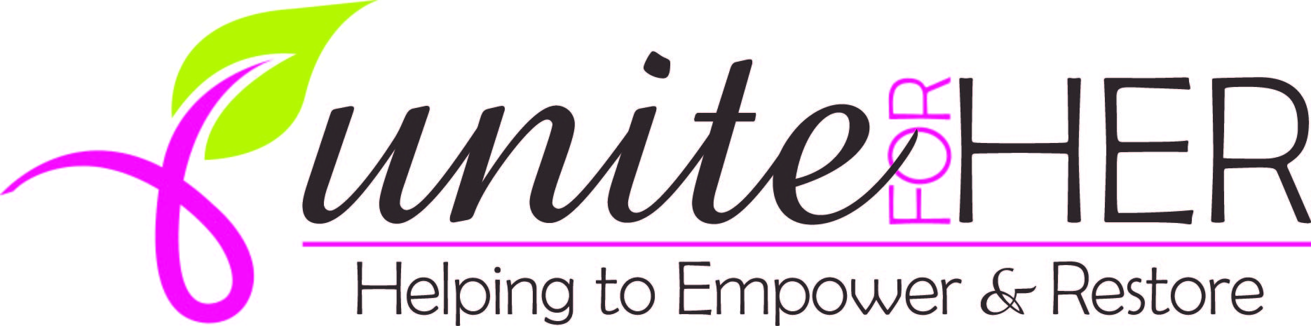Unite for Her: Helping to Empower & Restore