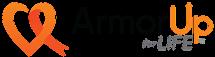 ArmorUp For Life logo
